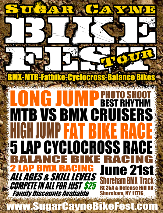 Sugar Cayne Bike Fest on Facebook